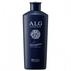 Очищающий шампунь на основе морской грязи ALG Super Mud Shampoo M