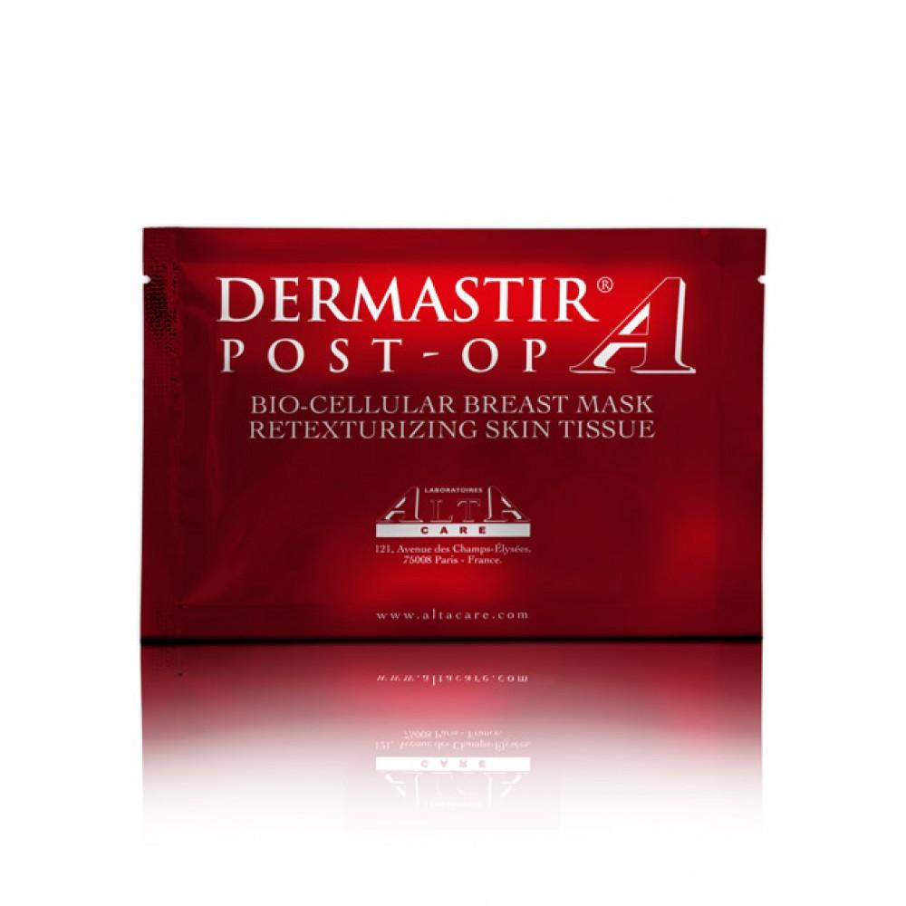 Биоклеточная маска для груди Dermastir Biocell Breast Mask Retexturizing
