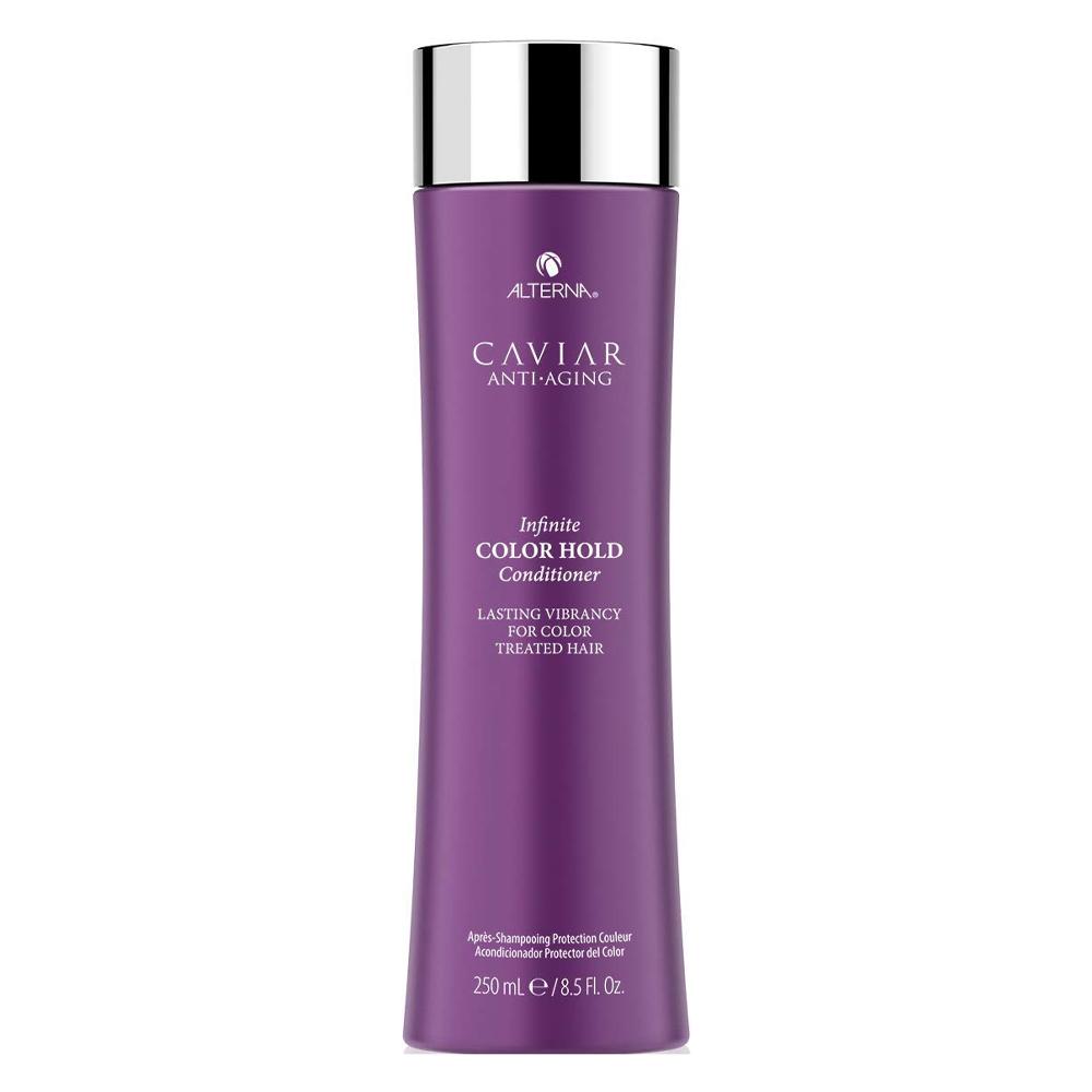 Кондиционер для сохранения цвета окрашенных волос с экстрактом черной икры без сульфатов Alterna Caviar Infinite Color Hold Conditioner