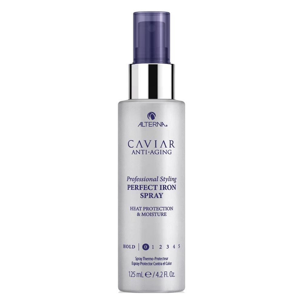 Спрей термозащита с экстрактом черной икры Alterna Caviar Professional Styling Perfect Iron Spray
