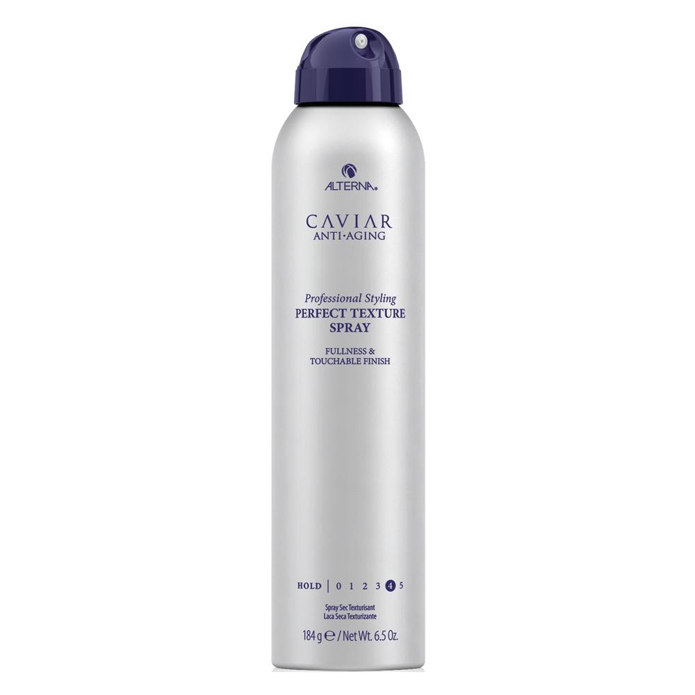 Спрей для придания волосам идеальной текстуры с экстрактом черной икры Alterna Caviar Professional Styling Perfect Texture Spray