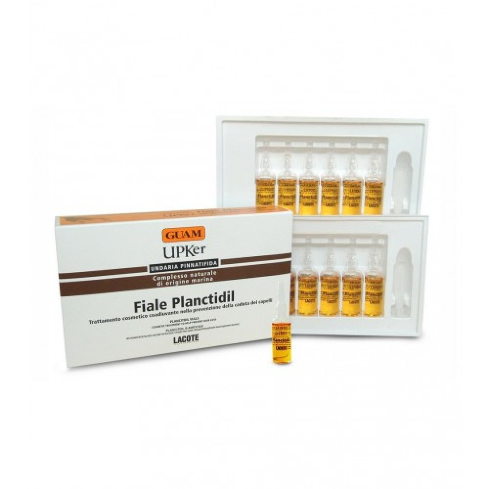 Концентрированное средство против выпадения волос Guam Planctidil