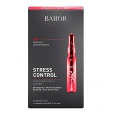 Ампулы Стоп Стресс BABOR Stop Stress