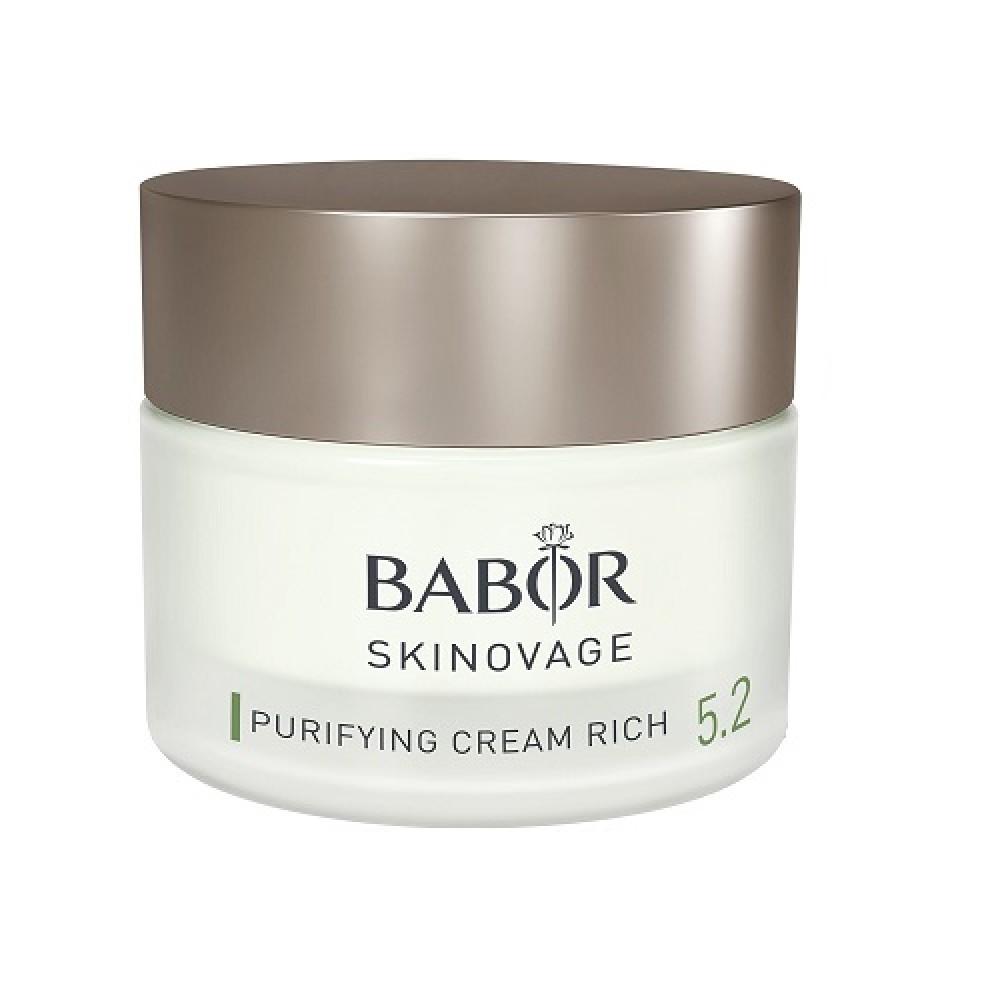 Крем для Проблемной Кожи рич BABOR Skinovage Purifying Cream Rich