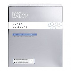 3D Гидрогелевая Маска для Лица BABOR Doc HC 3D-Hydro Gel Face Mask