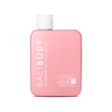 Арбузное масло для загара Bali Body Watermelon Tanning Oil SPF15