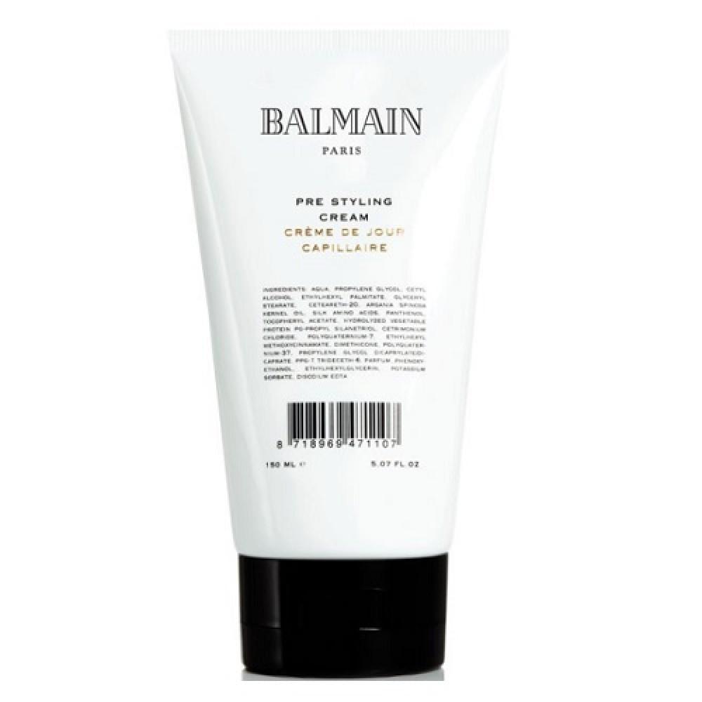 Крем для подготовки к укладке волос Balmain Pre Styling Cream