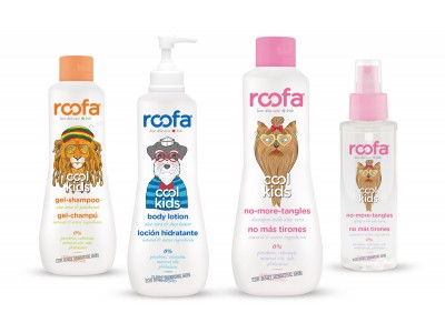 Лучшее – детям: новая детская марка косметики Roofa