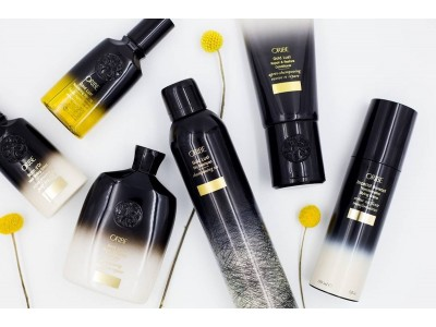 Новинки: роскошный уход для волос Oribe