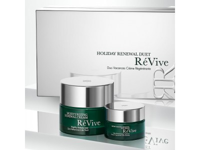 Вместо пластической хирургии: косметика ReVive в интернет-магазине BonVivant