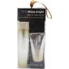 Набор Подарочный шампунь + маска  для сохранения яркости блонда Joico Blonde Life