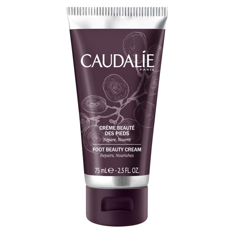 Крем для ног увлажняюще-смягчающий Caudalie Vinotherapie Foot Beauty Cream