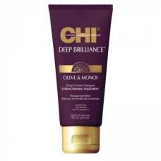 Протеиновая маска для волос CHI Deep Brilliance Optimum Protein Masque