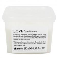 Кондиционер для усиления завитка Davines Love Curl Enhancing Conditioner