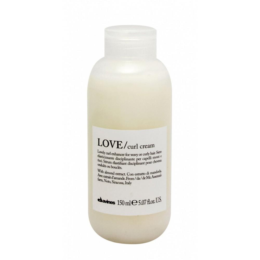 Крем для вьющихся волос Davines Lovely Curl Cream