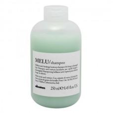 Шампунь, смягчающий волосы и придающий блеск Davines Melu Shampoo