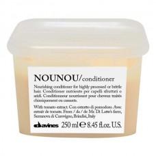 Питательный кондиционер для волос Davines Nounou Nourishing Conditioner