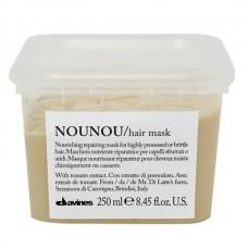 Питательная маска для волос Davines Nounou Nourishing Reparing Mask