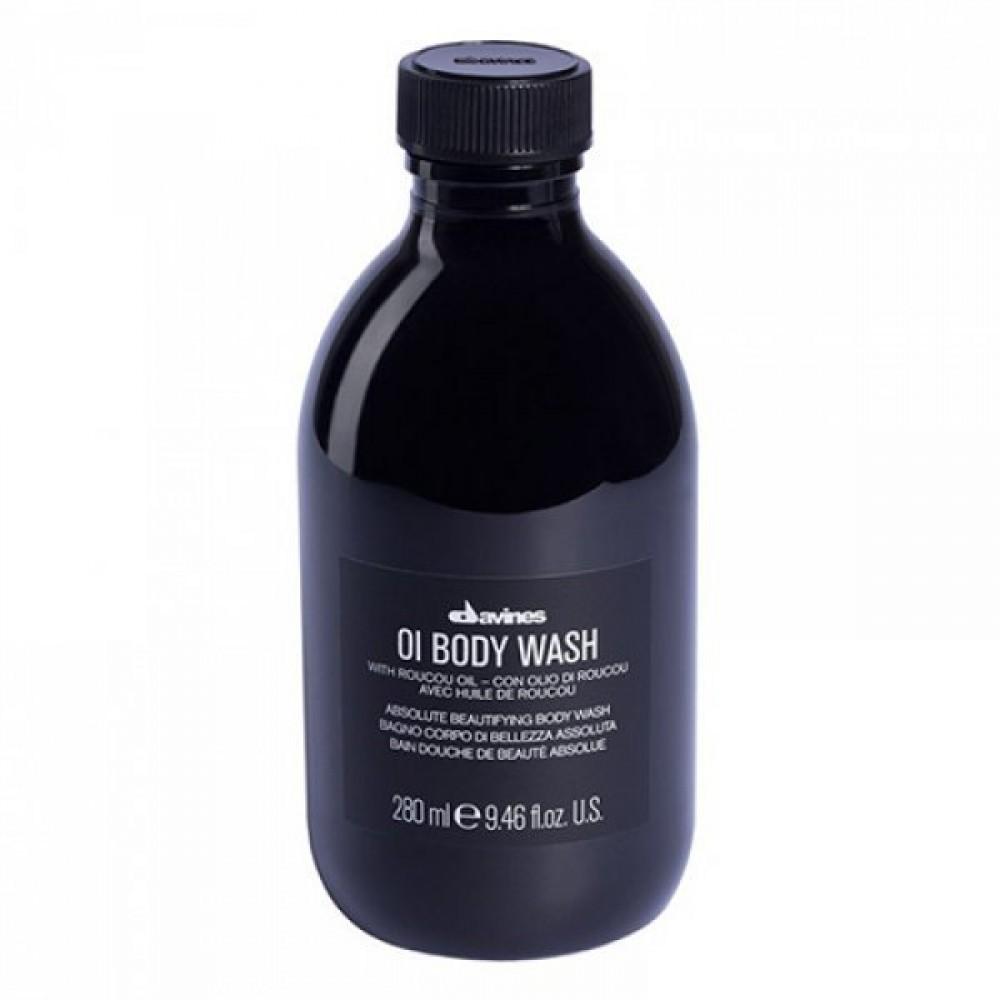 Гель для душа Davines OI Body Wash
