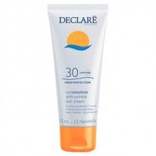 Солнцезащитный крем против морщин SPF30 Declare Sun Sensitive Anti-Wrinkle Sun Cream SPF30