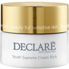 Питательный крем от первых признаков старения Declare Youth Supreme Cream Rich