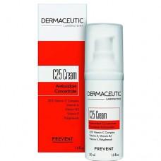 Антиоксидантный крем Dermaceutic C25 Cream