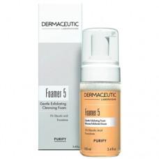 Нежная отшелушивающая очищающая пенка Dermaceutic Foamer 5