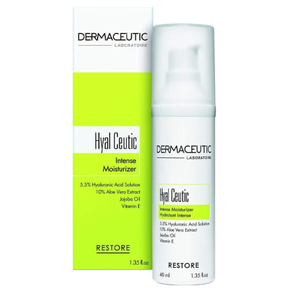 Интенсивный увлажняющий крем Dermaceutic Hyal Ceutic