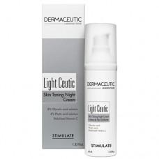 Ночной осветляющий крем Dermaceutic Light Ceutic