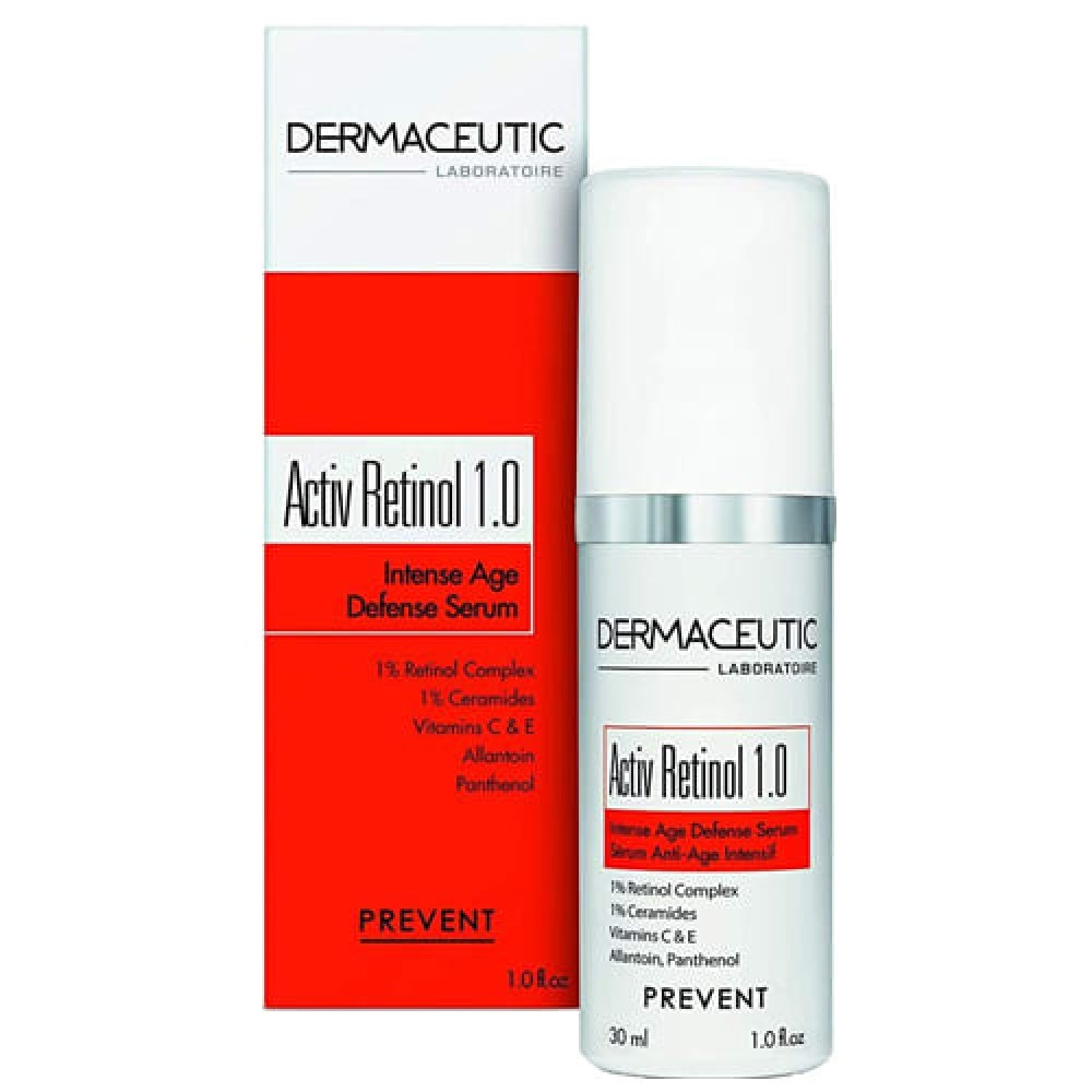 Антивозрастная сыворотка средний интенсивности Dermaceutic Activ Retinol 05