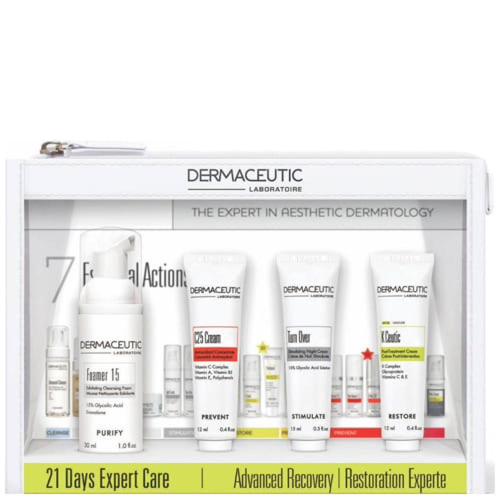Восстанавливающий набор Dermaceutic 21 Days Expert Care Advanced Recovery