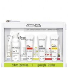 Осветляющий набор Dermaceutic 21 Days Expert Care Lightening Kit