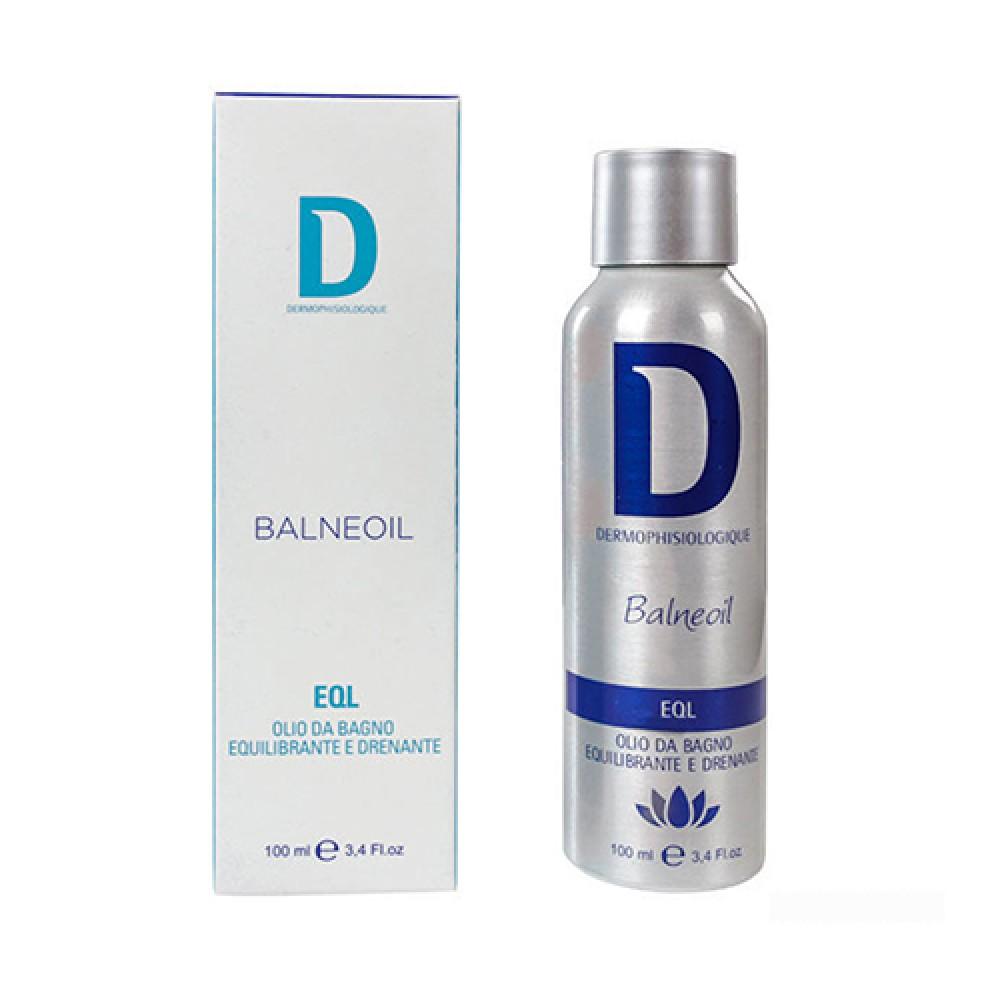 Дренирующее и восстанавливающее масло для ванн EQL Dermophisiologique O.B. Equilibrante EQL