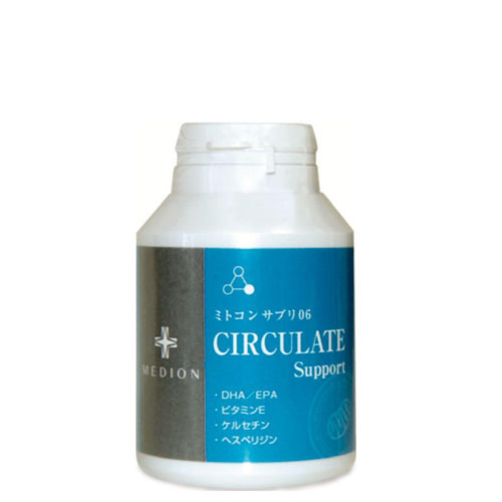 Биологически-активная пищевая добавка для здоровья крови и сосудов Dr. Medion 06 CIRCULATE Support
