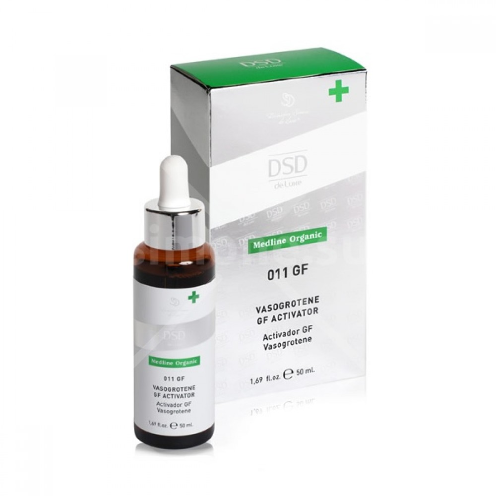 Активатор продуктов №011 Simone Dixidox de Luxe Vasogrotene gf activator