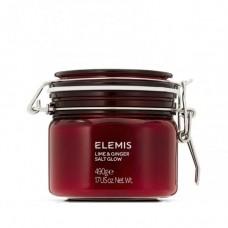 Солевой пилинг для тела Лайм-Имбирь Elemis Exotic Lime and Ginger Salt Glow