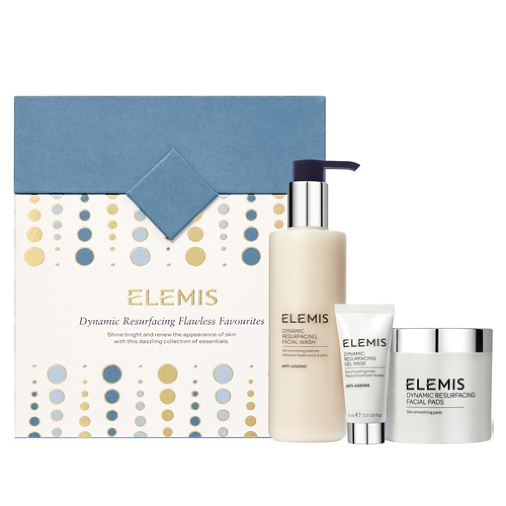Набор для шлифовки кожи Безупречные любимцы Elemis Dynamic Resurfacing Flawless Favourites