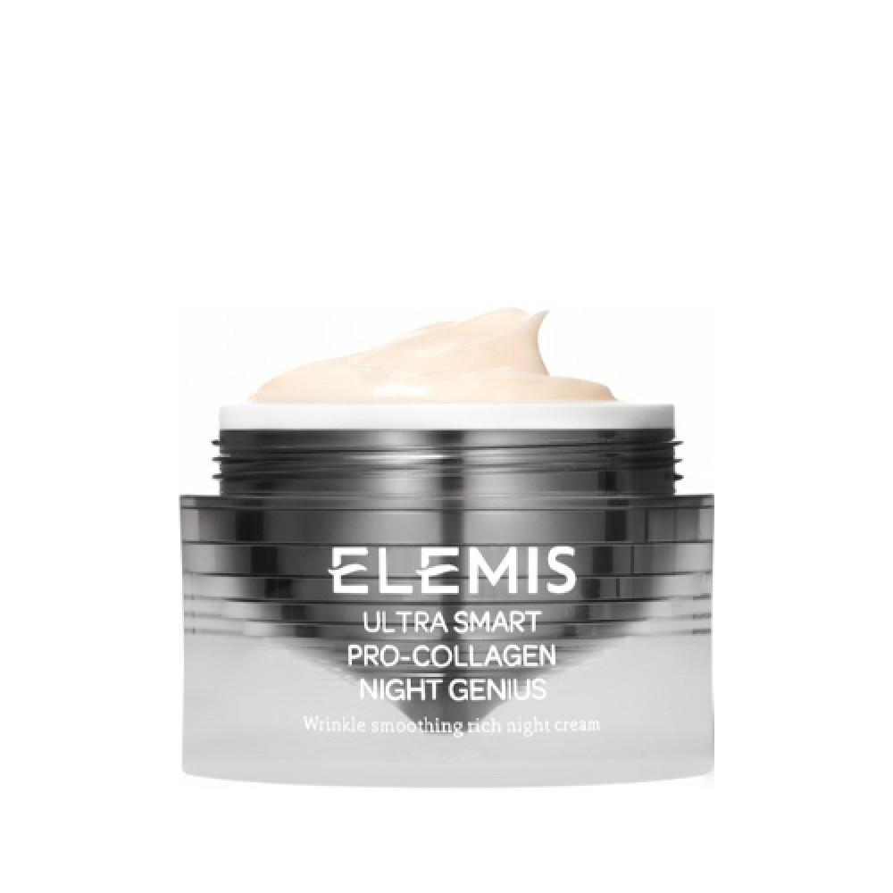 Ультра Смарт Про-Колаген крем Ночной Гений Elemis ULTRA SMART Pro-Collagen Night Genius