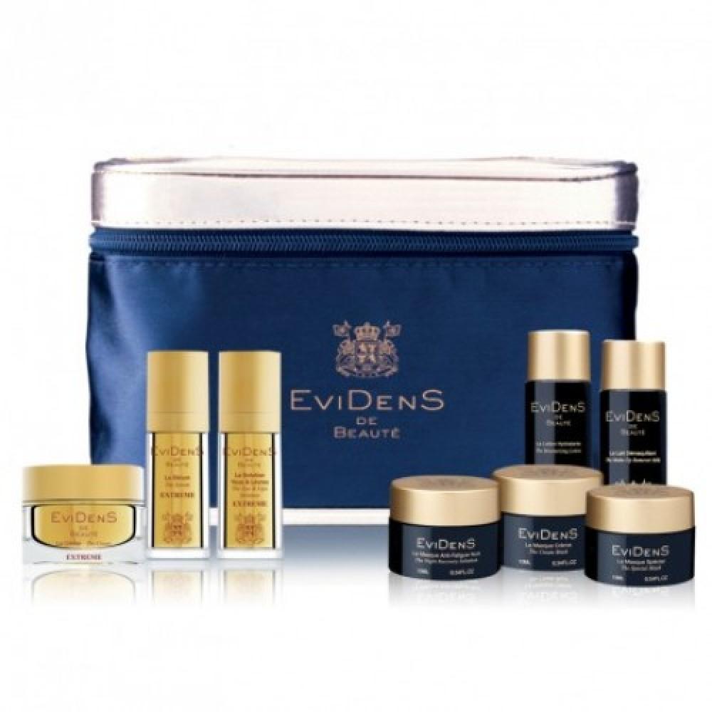 Дорожный набор EviDenS De Beaute The Global Anti-Aging Travel Kit