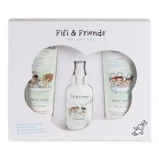 Набор для легкого расчесывания волос Fifi and Friends The Hair Taming Essentials