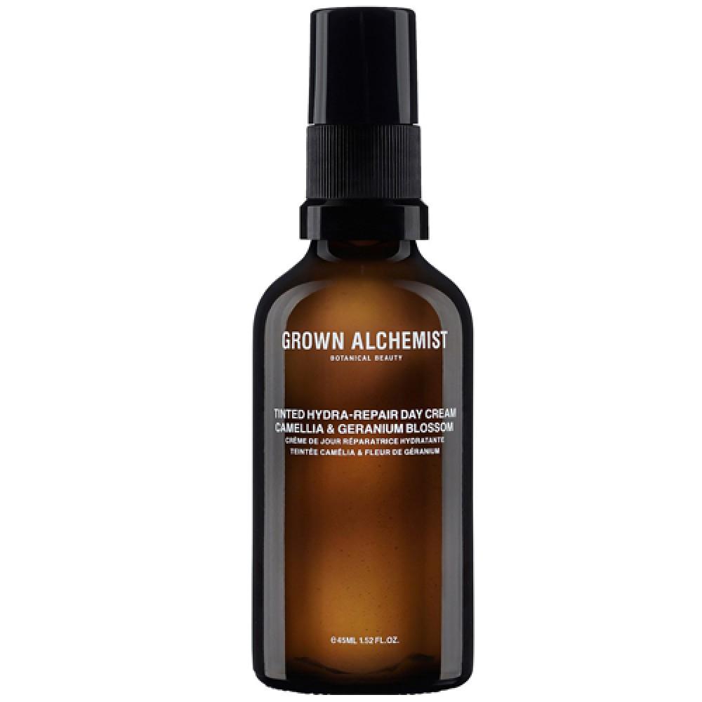 Крем для лица с тоном Grown Alchemist Tinted Hydra-Repair Day Cream