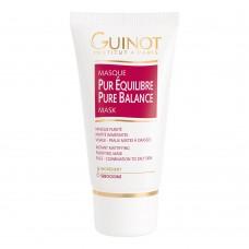 Баллансирующая маска глубокое очищение Guinot Masgue Pur Eguilibre