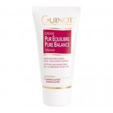 Баллансирующий крем для жирной кожи Guinot Creme Pur Equilibre