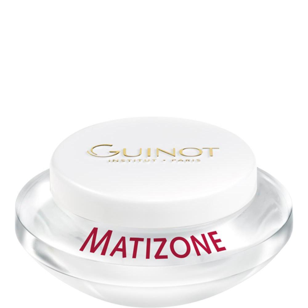 Матирующий уход с увлажняющим эффектом Guinot Creme Matizone