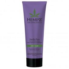 Ваниль и Слива увлажняющий и укрепляющий шампунь Hempz Vanilla Plum Shampoo