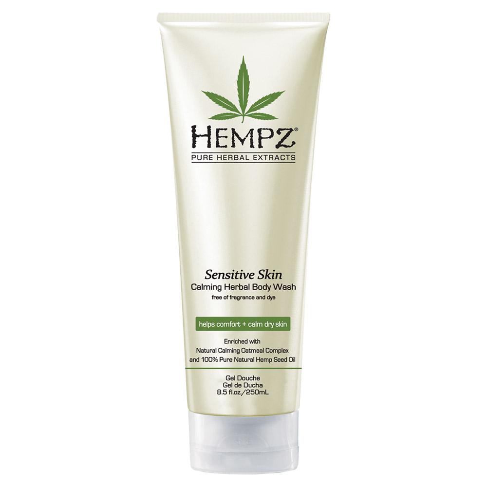 Гель для душа Успокаивающий Hempz Sensitive Skin Calming Body Wash