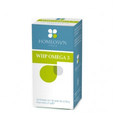 Бад для здоровья сосудов Homeosyn WHP Omega