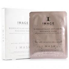 Биомолекулярная увлажняющая маска IMAGE Skincare I MASK NEW Biomolecular hydrating recovery mask