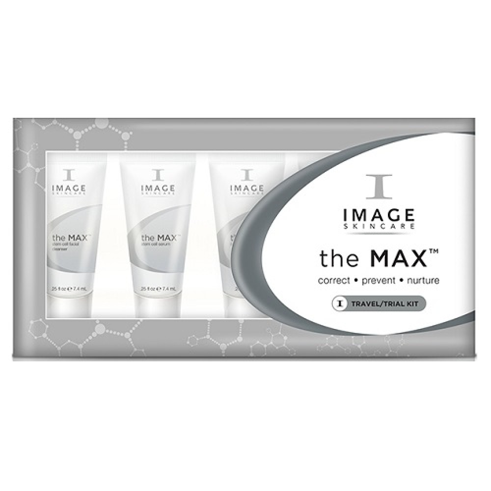Дорожный набор IMAGE Skincare The MAX Stem Cell Trial Kit