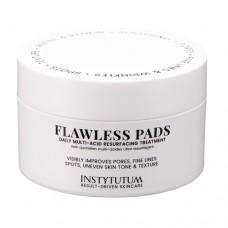 Увлажняющие подушечки с кислотами для глубокого обновления кожи Instytutum Flawless pads